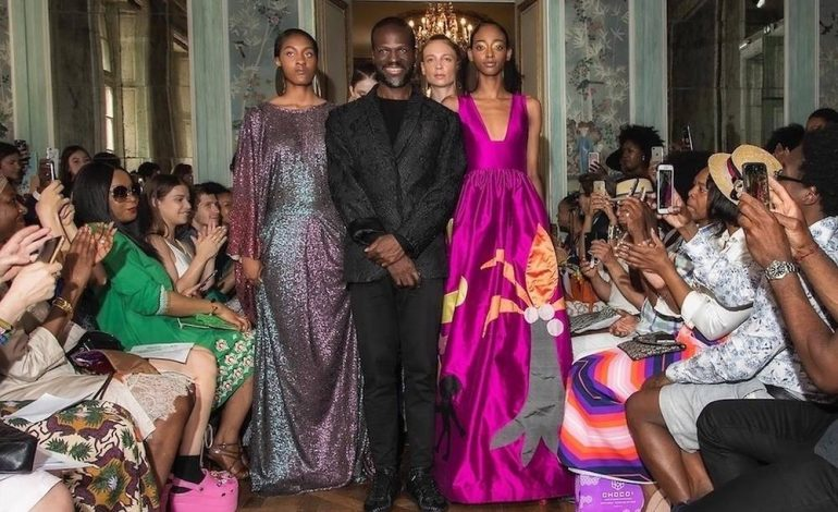 A la Paris Fashion Week, percée historique de la mode africaine
