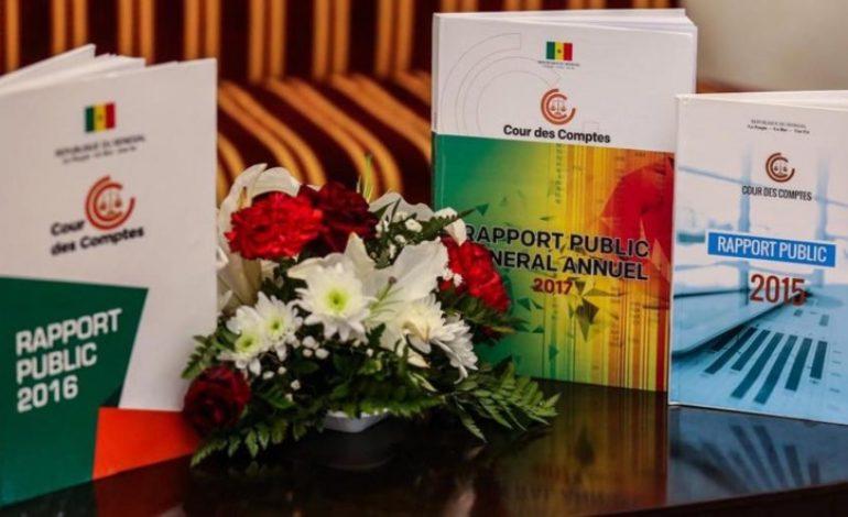 La Cour des Comptes du Sénégal publie enfin ses rapports annuels 2015, 2016 et 2017 et met à nu les cafards du régime