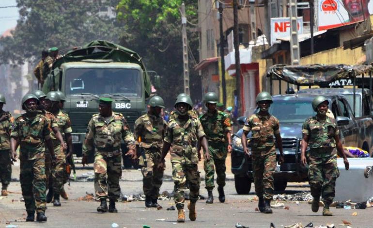 Comprendre le coup d'état historique en Guinée