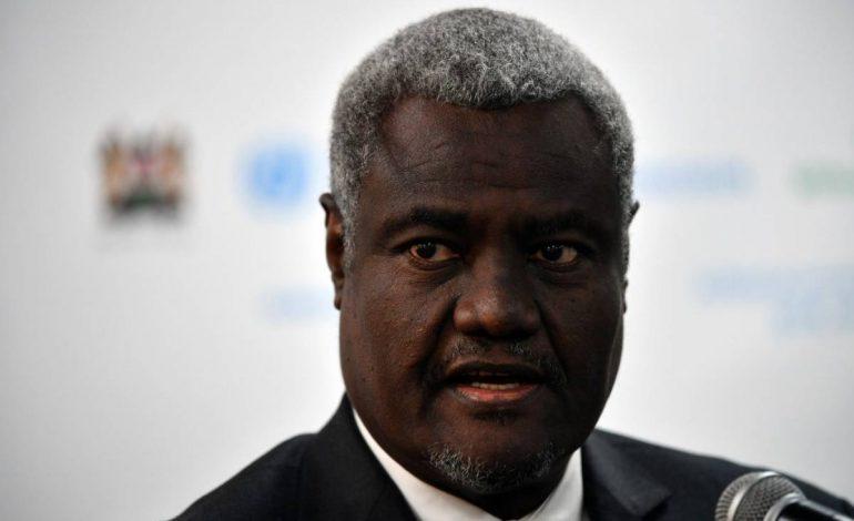 Moussa Faki Mahamat, président de la Commission de l'Union Africaine qualifie de meurtre la mort de George Floyd