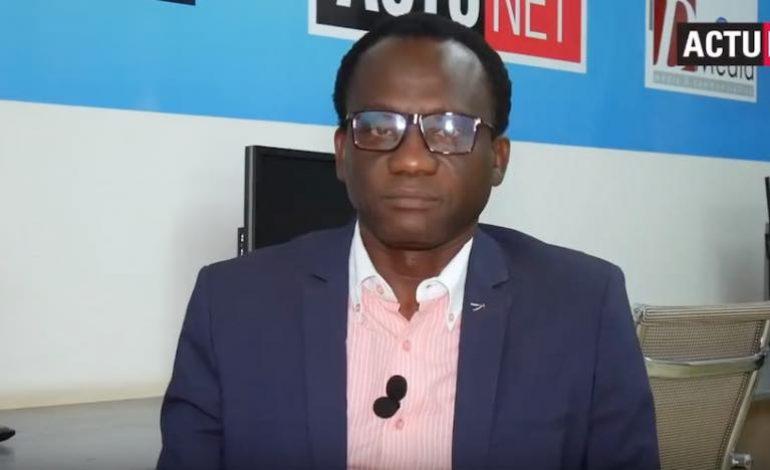 Décès du journaliste de la SenTV, Mamadou Ndiaye Doss