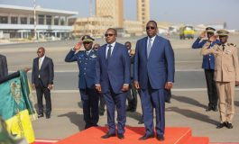 Umaro Sissoco Embaló estime que le Sénégal a l'obligation de veiller sur la stabilité de la Guinée Bissau