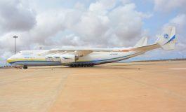 L'Antonov An-225, le plus gros avion du monde reprend du service face au coronavirus