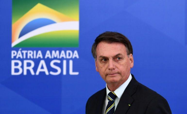 Jair Bolsonaro déclare avoir trois alternatives: être emprisonné, être mort ou la victoire