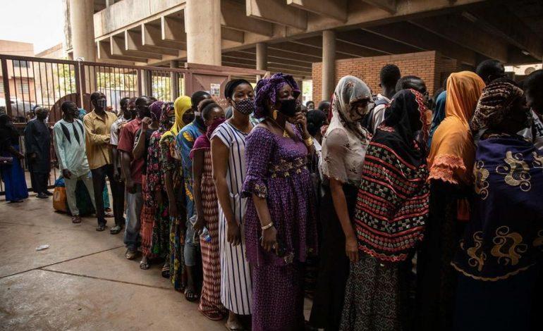 17.500 personnes ont fui le Burkina Faso depuis le début de l'année