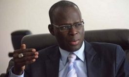Le FSD/BJ demande la démission d'Antoine Felix Diome
