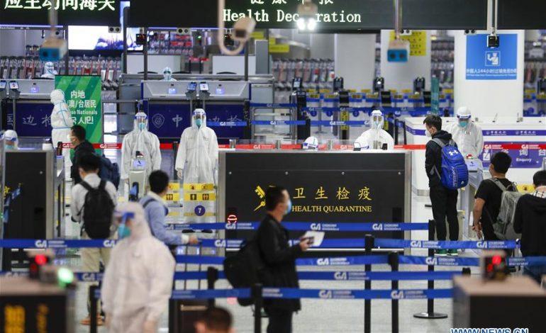 Les Chinois ne pourront plus se déplacer à l'étranger sauf en cas de raison impérieuse