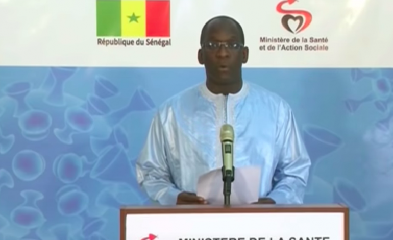 Distinction bidon décernée à Abdoulaye Diouf Sarr