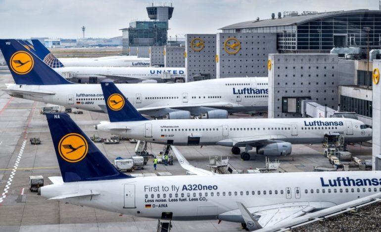 Lufthansa adapte sa politique du port du masque à bord des ses vols