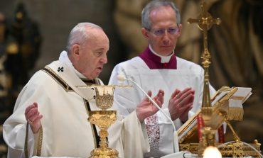 """Le pape François déclare être """"heureux"""" de retrouver les fidèles pour ses audiences"""