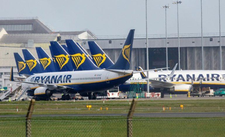 Ryanair ne revolera pas si le siège milieu doit rester vide déclare O'Leary son PDG