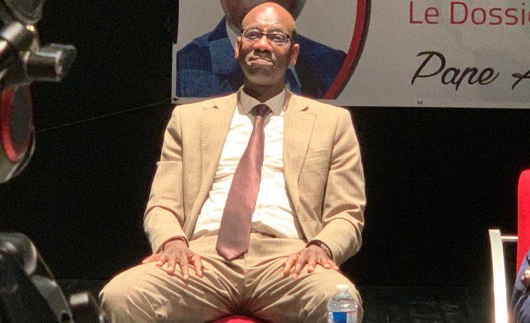 A l'attention du « Président » du Conseil Constitutionnel, Papa Oumar SAKHO – Par Seybani Sougou