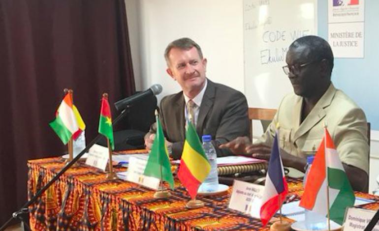 Stéphane Thibault, le magistrat en poste à Dakar va représenter le ministère public au parquet de Paris