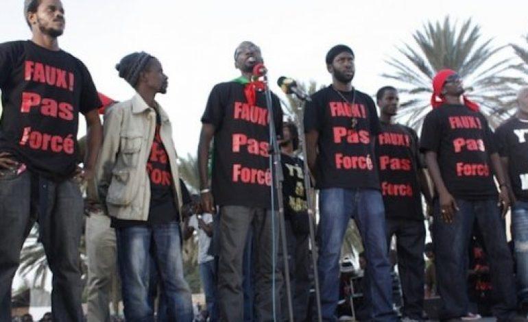 Fausse accusation terroriste de l'état sénégalais contre des citoyens: Y En A Marre saisira les représentations diplomatiques