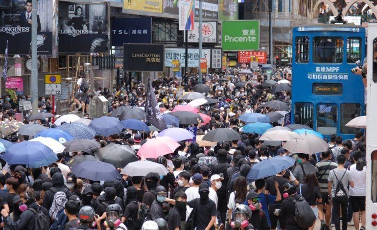 Hong Kong ne peut continuer à bénéficier de privilèges commerciaux avec les Etats Unis, affirme Mike Pompeo