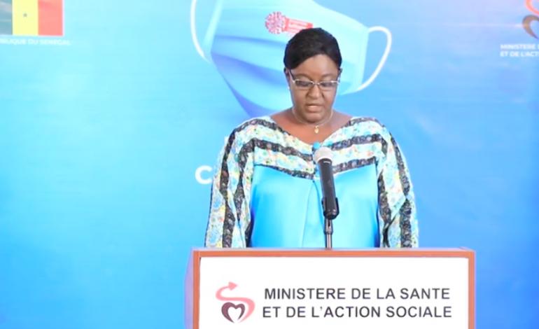 Khemesse Ngom Ndiaye déclare que les services sanitaires s'attendaient à cette 2e vague