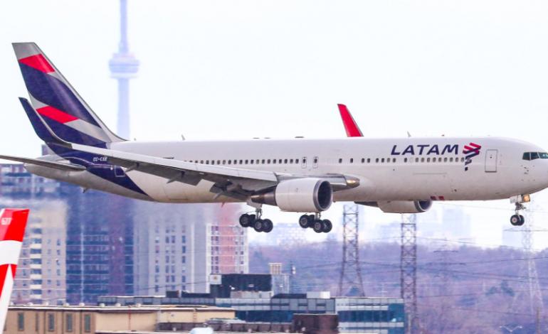 LATAM Airlines va supprimer 1.400 emplois dans ses filiales au Chili, en Colombie, Équateur et au Pérou