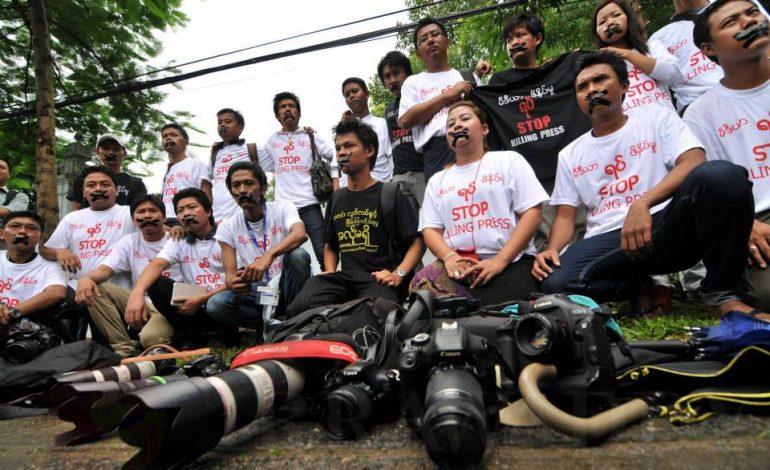 Un journaliste Birman condamné à 2 ans de prison pour avoir diffusé une fausse information sur le Covid-19