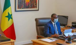 Macky Sall placé en quarantaine après que Mbaye Ndiaye soit testé positif au coronavirus