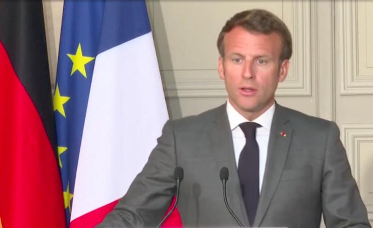 Emmanuel Macron consulte Sarkozy et Hollande sur l'après-coronavirus