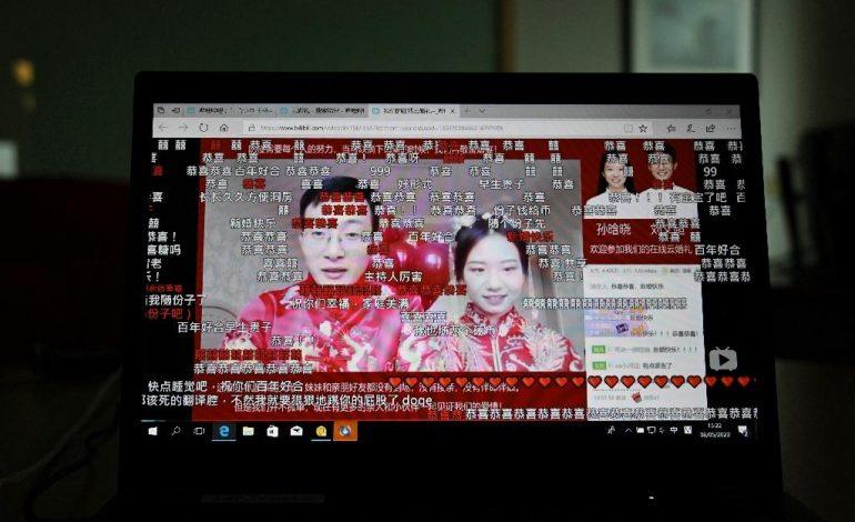 Face à la flambée de divorces, le conseil matrimonial a fort à faire en Chine
