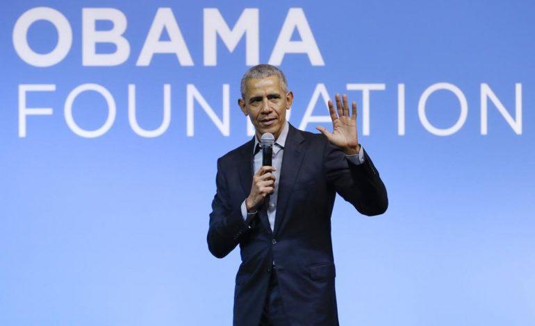Donald Trump n'a «jamais» pris son rôle au sérieux déclare Barack Obama