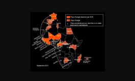 Orange et Facebook dans un consortium pour un câble de 37.000 km autour de l'Afrique