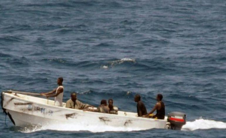 Les trois marins kidnappés par des pirates au large du Gabon ont été libérés