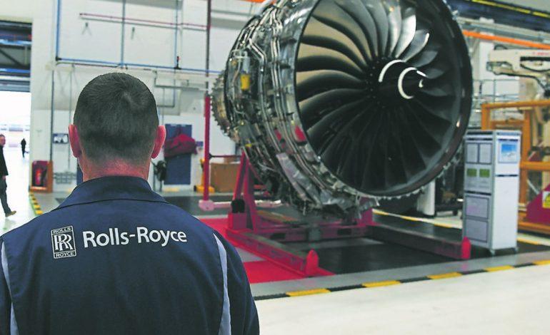 Le fabricant de moteurs d'avion Rolls-Royce annonce la suppression de 9000 postes au moins