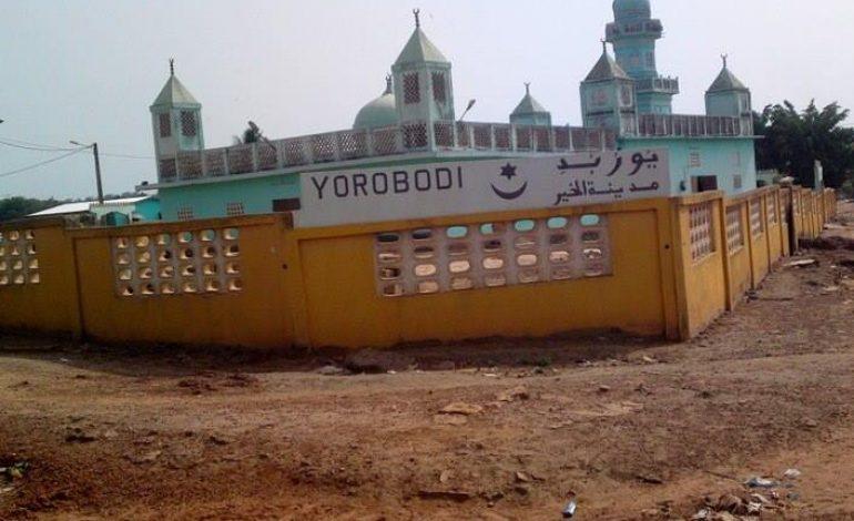 Un mort et une mosquée détruite lors d'affrontements entre musulmans à Yorobodi (Côte d'Ivoire)