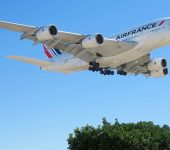 Un dernier vol en A380 pour les salariés d'Air France