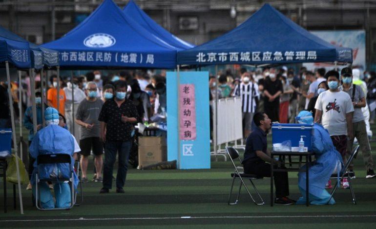 La situation s'aggrave encore à Pékin, près de 500.000 personnes confinées
