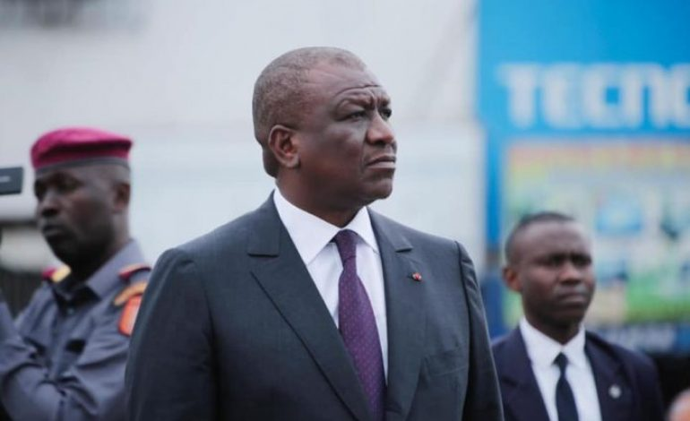 Alassane Ouattara choisit Hamed Bagayoko comme Premier Ministre