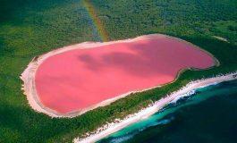Le Lac Rose parmi les plus beaux lacs colorés au monde