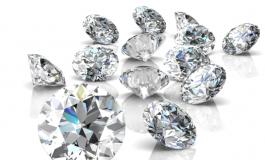 L'industrie du diamant affiche une chute de 25% des demandes