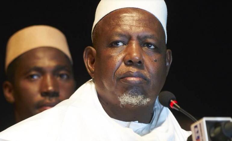 L'Imam Mahmoud Dicko appelle au calme après les évènements meurtriers de samedi
