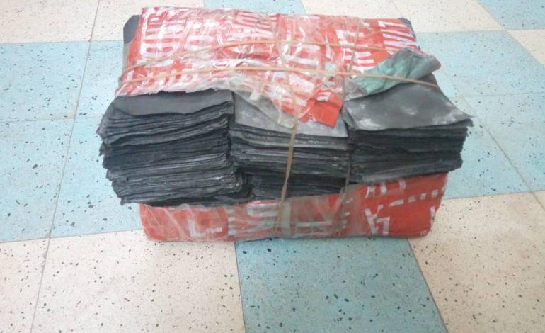 Un Guinéen appréhendé à Mpack, en possession de billets noirs en coupures euro d'une valeur de 184 millions de francs CFA