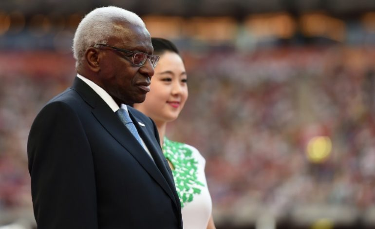 Lamine Diack, cacique du sport mondial rattrapé par les affaires