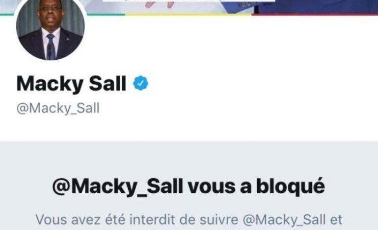Macky SALL demande au gouvernement sénégalais de mettre en place un dispositif d'encadrement des réseaux sociaux