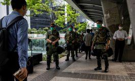 Des Hong kongais commémorent la répression de Tiananmen, malgré l'interdiction de la traditionnelle veillée