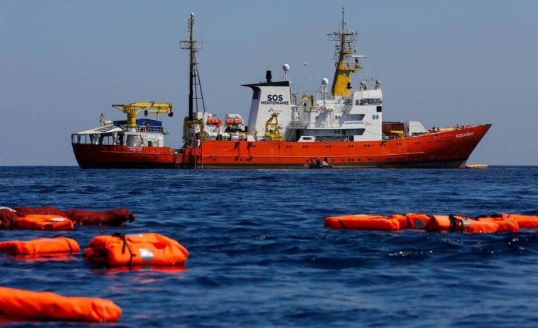 Plus de 1500 migrants africains secourus au large de la Libye en une semaine