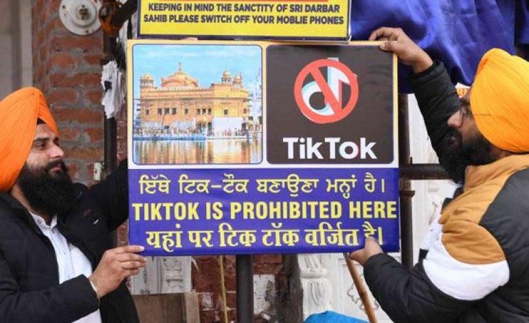 L'Inde bannit l'application TikTok au nom de la sécurité nationale