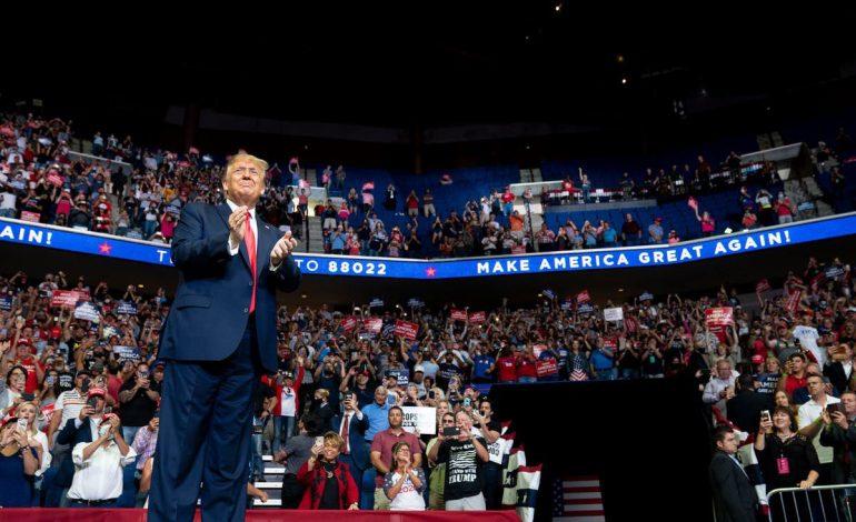 Des ados affirment avoir saboté le meeting de Donald Trump à Tulsa en réservant des places sans y aller