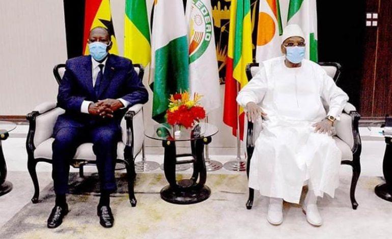Un sommet extraordinaire de l'Afrique de l'Ouest prévu lundi 27 juillet