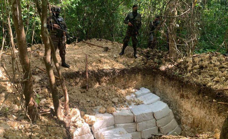Trois tonnes de cocaïne saisies au Guatemala et au Honduras