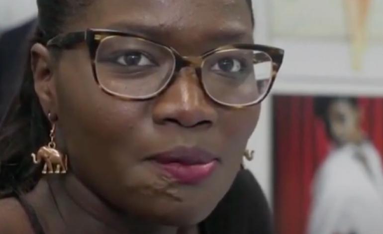 Diarra Blu créatrice d'une ligne de vêtement, de Dakar à New-York