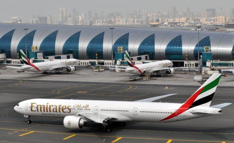 Londres-Dubaï, l'une des lignes aériennes les plus fréquentées au monde, à l'arrêt