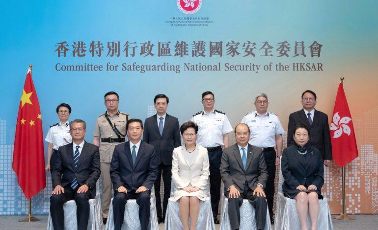 La Chine accuse le Royaume-Uni d'«ingérence grossière» sur Hongkong