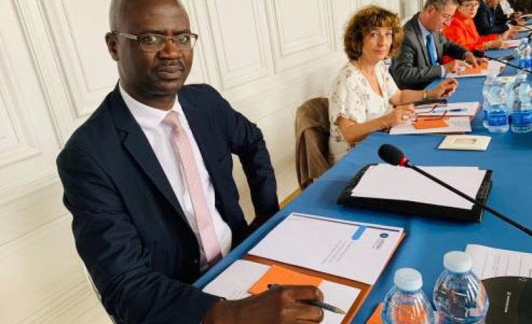 Rencontre avec le Docteur Ibrahima Dia, nouvel adjoint à Limoges