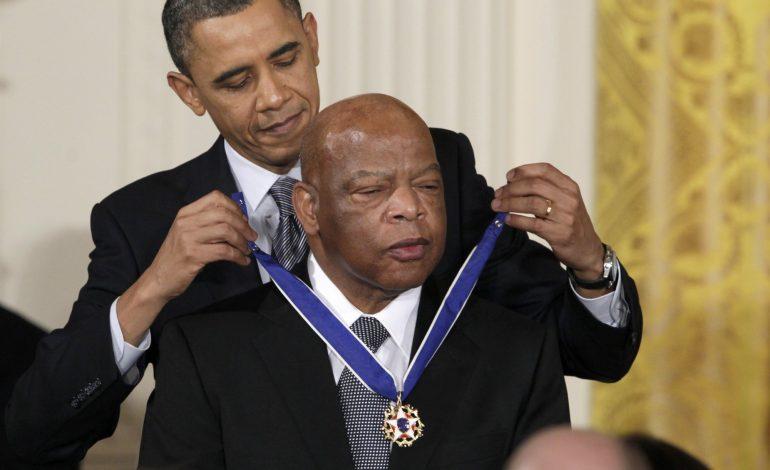 Décès de John Lewis, une icône de la lutte pour les droits civiques aux Etats-Unis